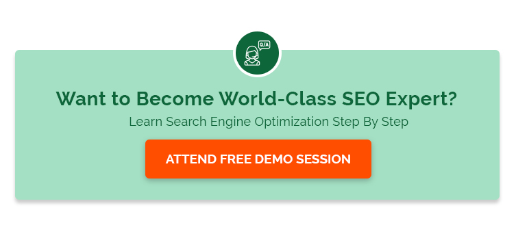 Want to Become World-class SEO Expert