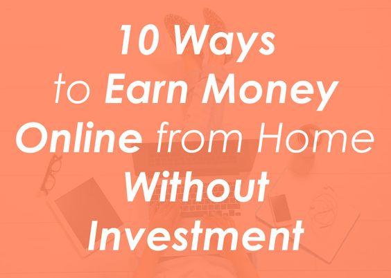 Top 10 Proven Ways to Earn Money Online Using Digital