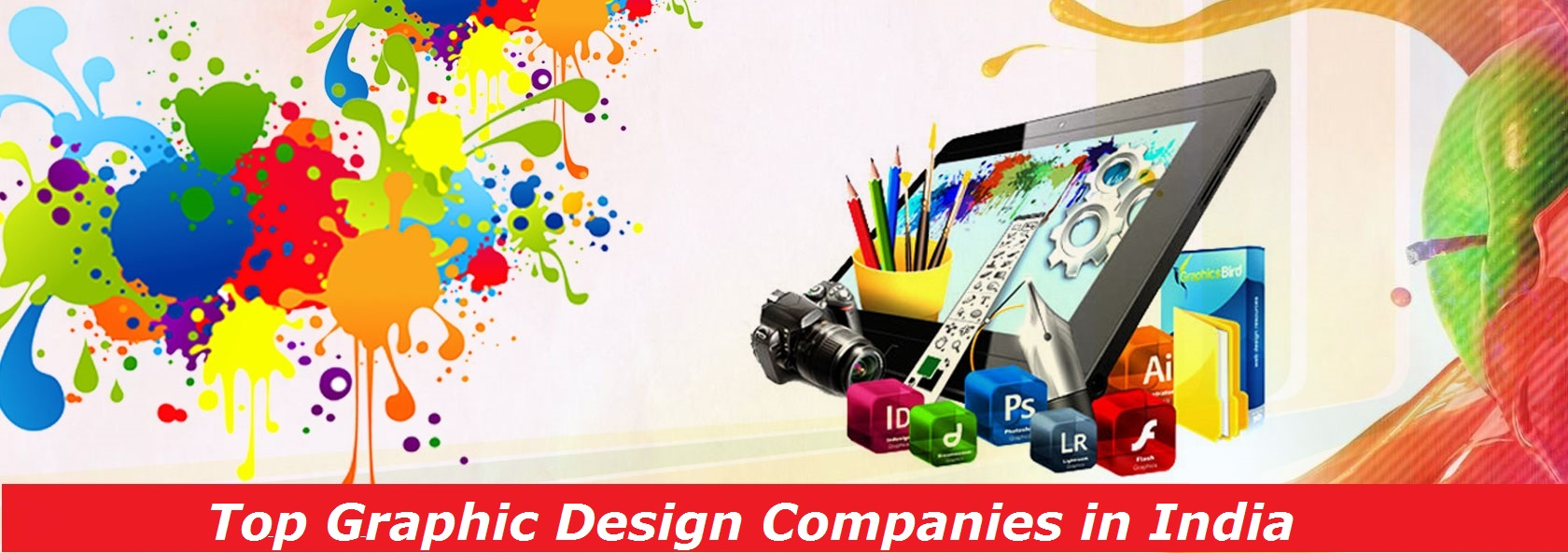Top Graphic Design Companies in India